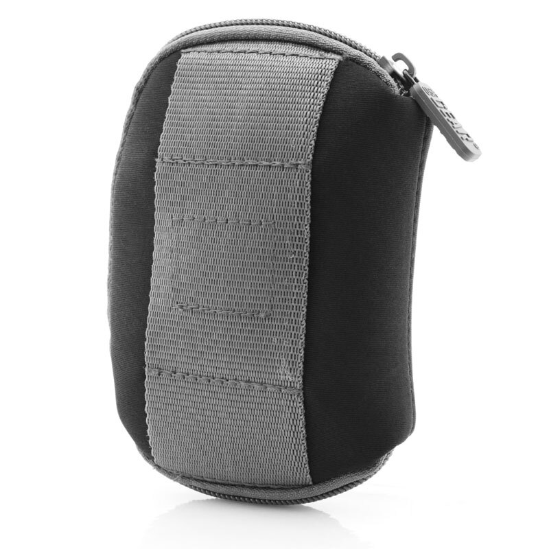 USA GEAR Small Multi-Purpose Travel Pouch with Zipper , Storage Pockets & Weather-Resistant Neoprene 2