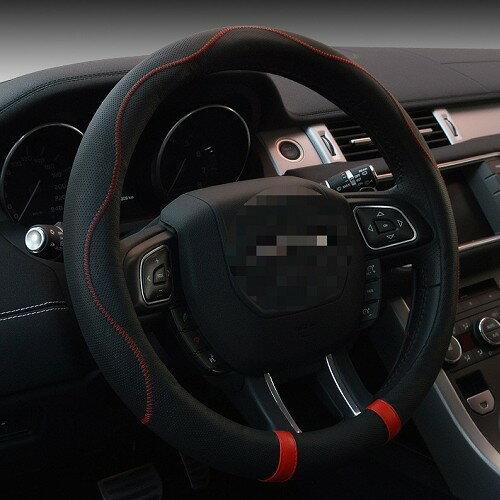 彩色線條方向盤套 ford benz subaru lexus toyota nissan vw 沂軒精品 A0287
