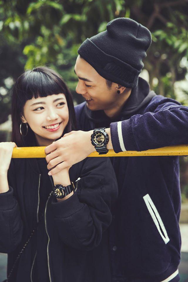 國外代購 CASIO G-SHOCK GA-110GB-1A 黑金霸魂 防水 手錶 腕錶 電子錶 男女錶 3