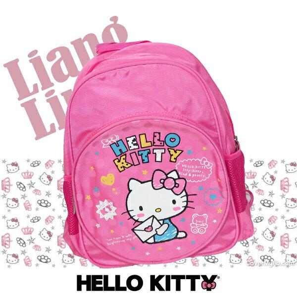【HelloKitty】兒童圓形單層小背包小朋友後背書包407643