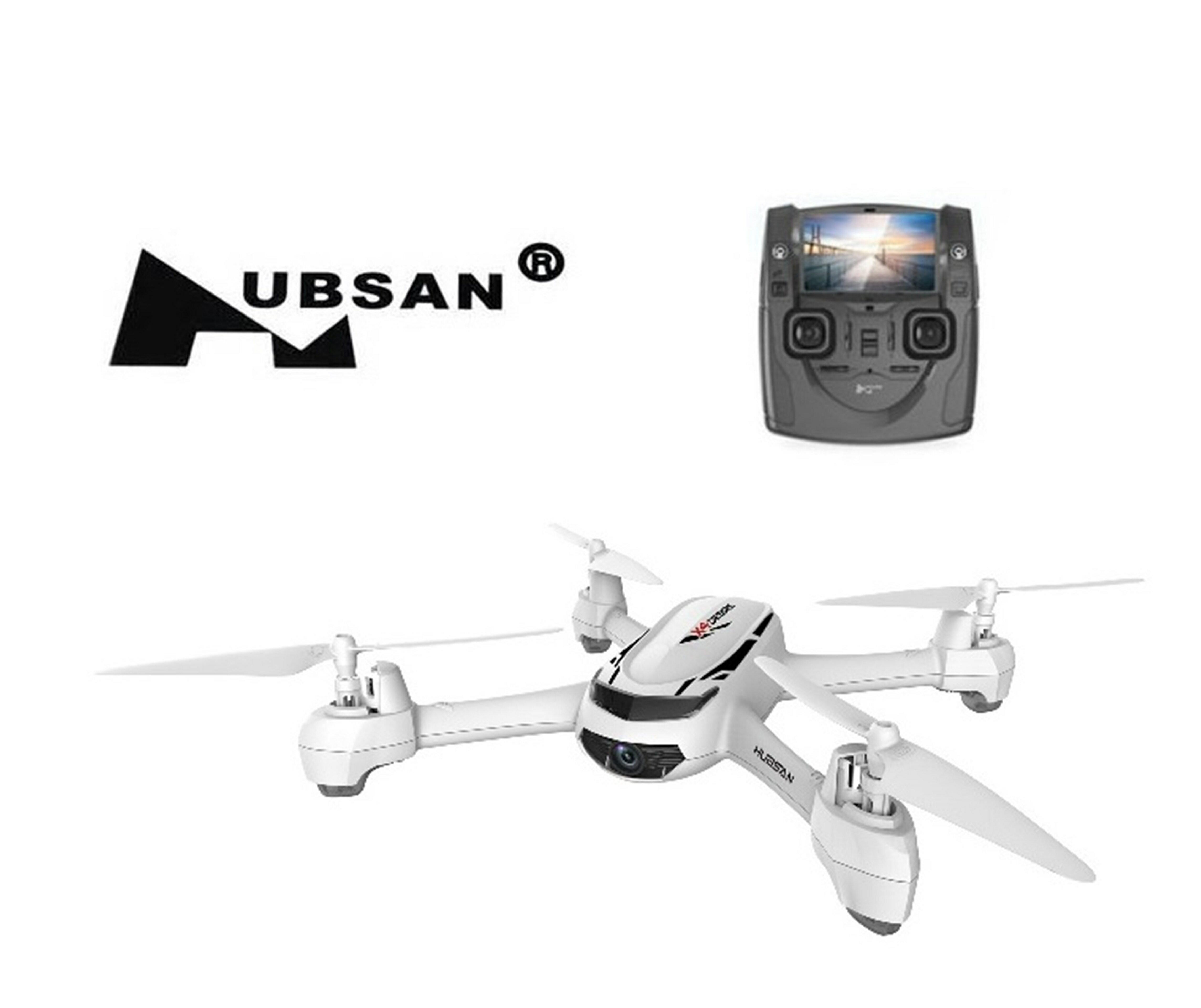 Hubsan X4 H502S FPV GPS HD Camera RC Drone 0