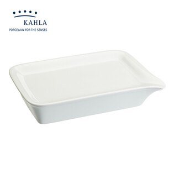 德國KAHLAMagicGrip系列矽膠底座設計(多功能實用烤盤)37*26cm大烤盤組(附原裝彩盒)