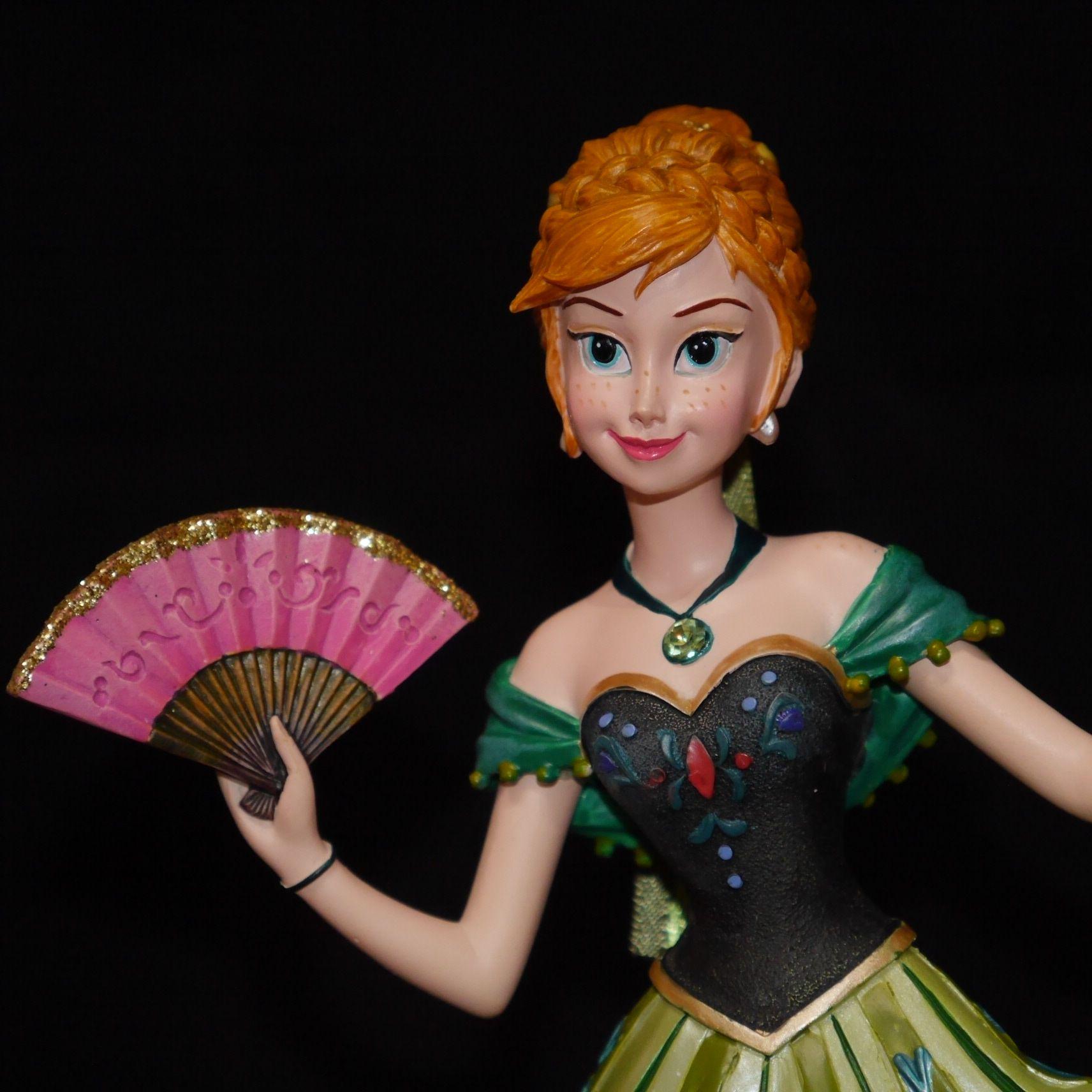 冰雪奇緣安娜Anna公主*精品/裝飾/擺飾/玩具《美國Enesco精品,迪士尼典藏超精美人偶》【曉風】 1
