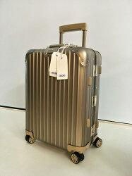 【特價35500】『型號:920.53.03.4』RIMOWA Topas Titanium 四輪登機箱 (保固三年)【紫貝殼】