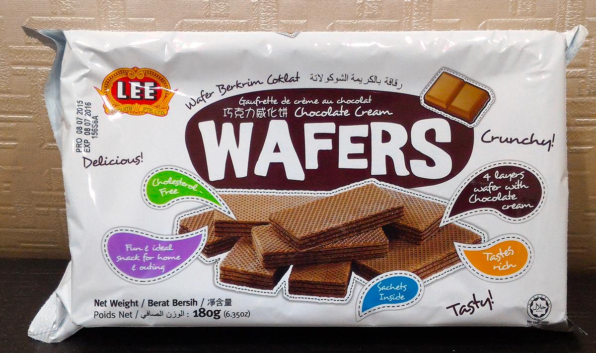 ★特價★ Lee威化餅 - 巧克力口味 ➤ 馬來西亞原裝進口