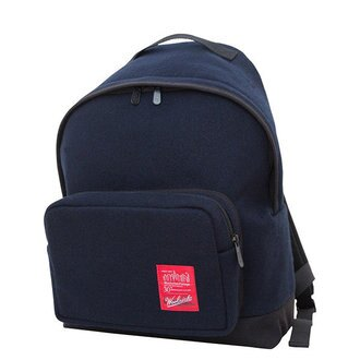 【EST】Manhattan Portage Woolrich Medium Big Apple Backpack 後背包 藍 [MP-1209-WLR-NVY] H1031