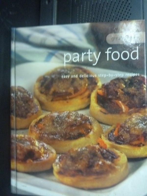 ~書寶 書T3/餐飲_HSJ~Greatest ever party food_Parra