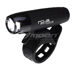 【7號公園自行車】MOON MOVA-80 80lumens 高亮度前燈 CREE LED 3號電池