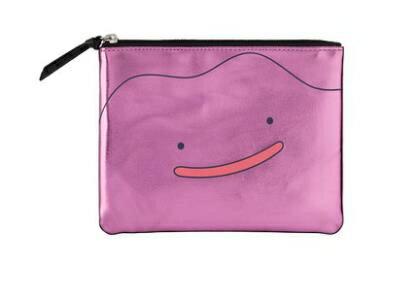 手拿包女式化妝包POKEMON皮卡寶可夢聯名繫列新款手拿包323720