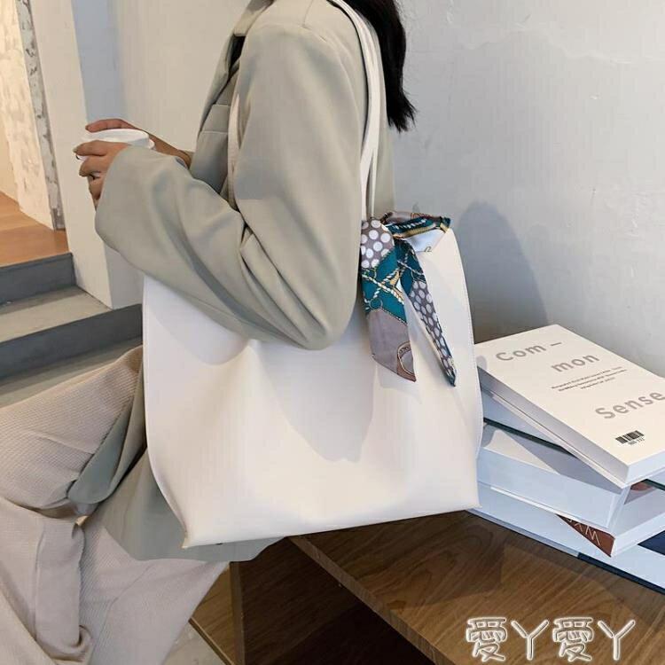 托特包 北包包夏季大容量包包女2021新款韓版百搭側背包子母包時尚托特包