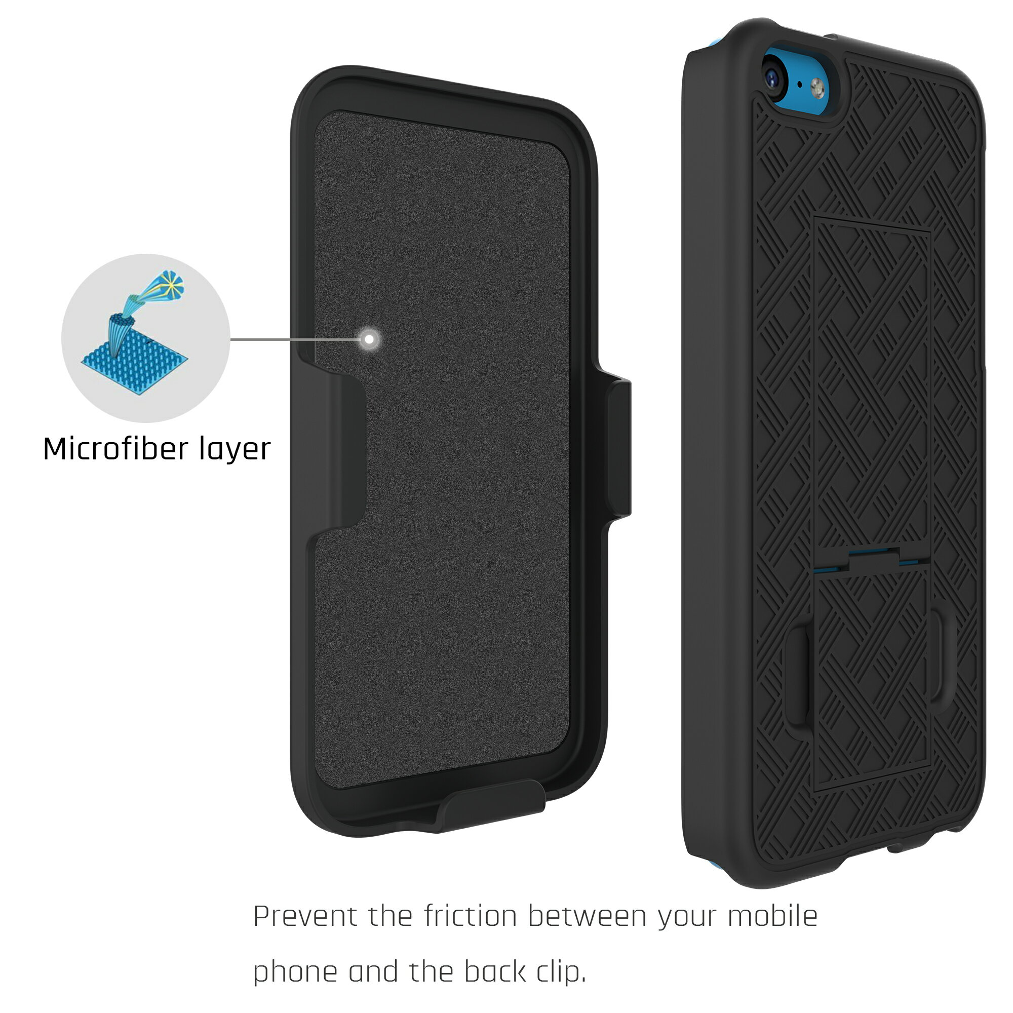 Stalion products apple iphone 5c holster case belt clip combo apple iphone 5c holster case belt clip combo 6 freerunsca Choice Image