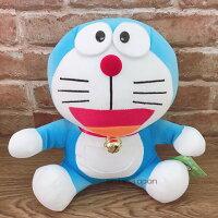 小叮噹週邊商品推薦【真愛日本】18022600009 坐娃-12吋小叮噹 哆啦A夢 Doraemon 小叮噹 娃娃 玩偶 禮物