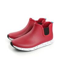 native 輕量懶人鞋、休閒防水鞋到native APOLLO RAIN 紅 靴子 男女款 no429