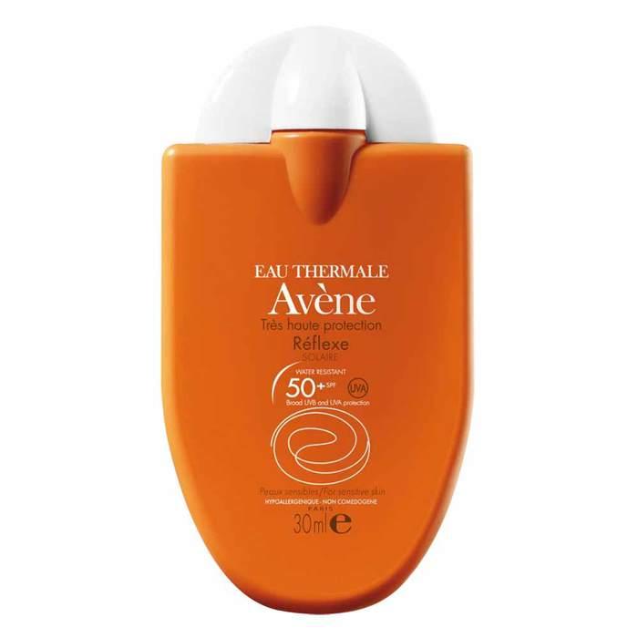 Avene雅漾 全效清爽隨身防曬乳SPF50+ 30ml (效期:至2017.11) 無盒有封膜