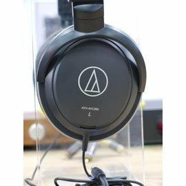 鐵三角 audio-technica ATH-AVC200 密閉式耳罩式耳機(鐵三角公司貨)