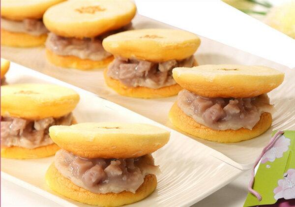 【網友最愛創新甜品】芋泥堡堡 4入 (180元)★12 / 3-12 / 13 全館699免運★ 3