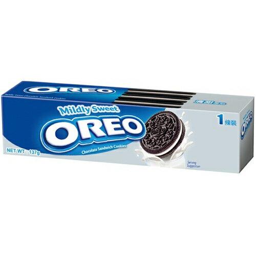 OREO 奧利奧 清甜夾心餅乾 137g