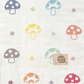 Hoppetta - 六層紗蘑菇被 (L)