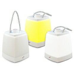 【迪特軍3C】USB LED 可充電式露營手提燈 (USB-55) - 內建鋰電池,可充電式設計 (USB-55)