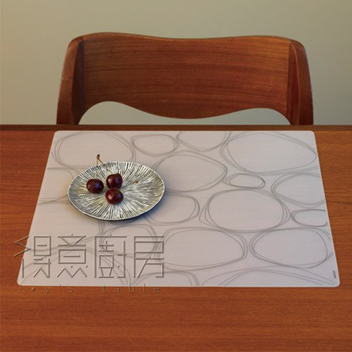Modern Twist 經典餐墊-簡約線條系列 4款(七色)日式摺紙/纏繞系列出清5折