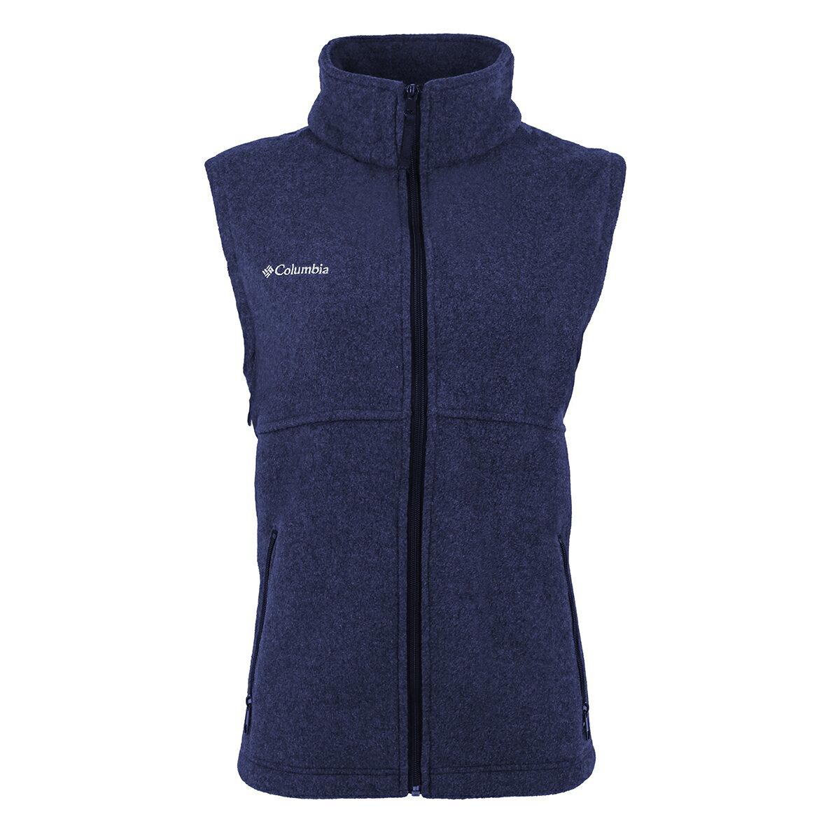 Columbia Women's Fern Creek Full-Zip Fleece Vest