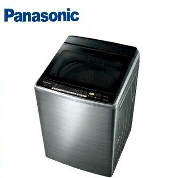 Panasonic 國際牌洗衣機 16公斤ECO NAVInanoe 變頻洗衣機 NA-V178DBS-S