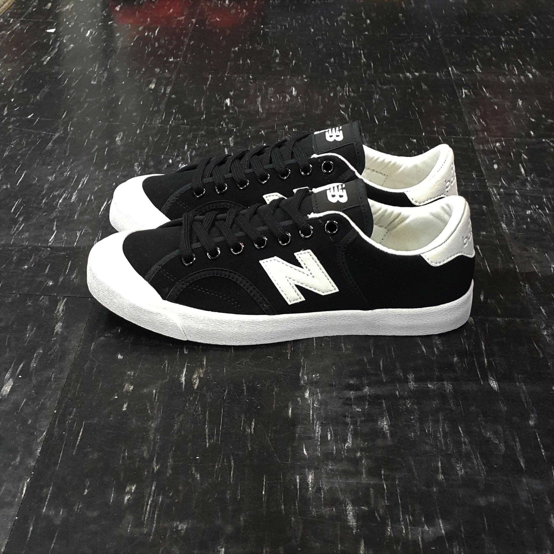 new balance nb PROCTSBE 黑色 黑白 米白色 麂皮 奶油底 復古 質感 板鞋
