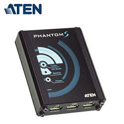【ATEN 宏正】PHANTOM-S FPS 遊戲專用鍵鼠轉換器 (UC3410)【三井3C】