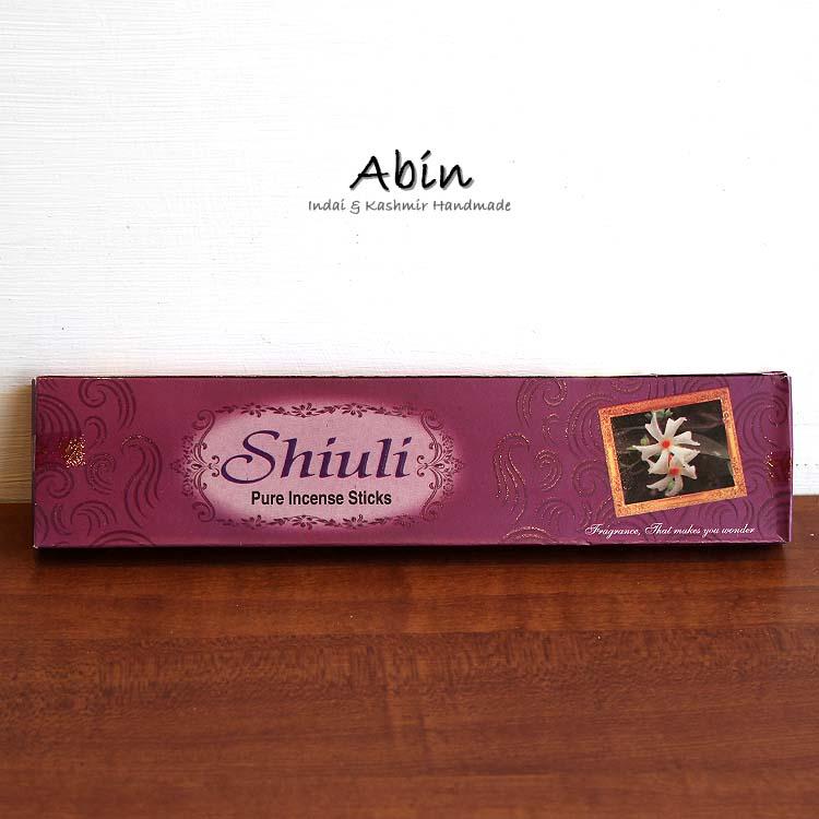 【 Abin handmade】India Oil Incense 印度精油線香 -#04 印度夜茉莉