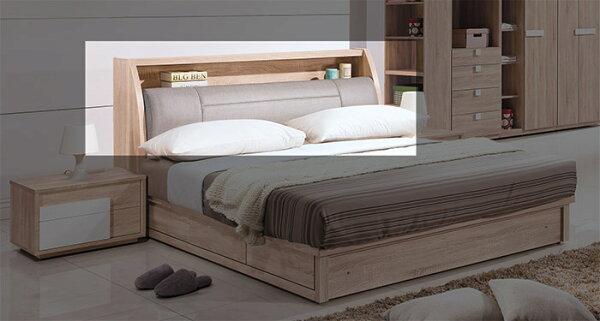 【尚品傢俱】HY-A143-01多莉絲5尺床頭(另有6尺)