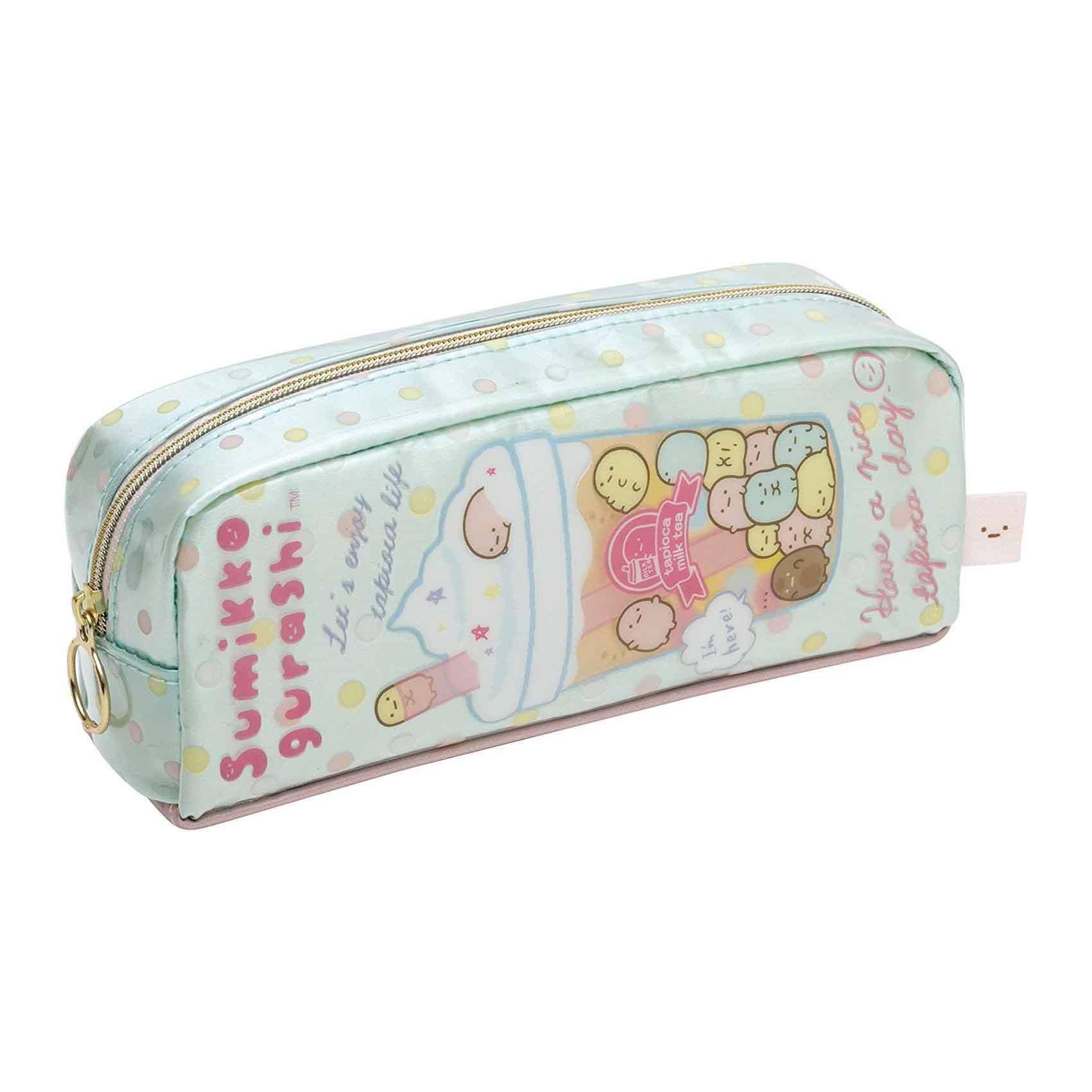 【角落生物鉛筆袋】角落生物 鉛筆盒 鉛筆袋 收納袋 冰淇淋  該該貝比  ☆