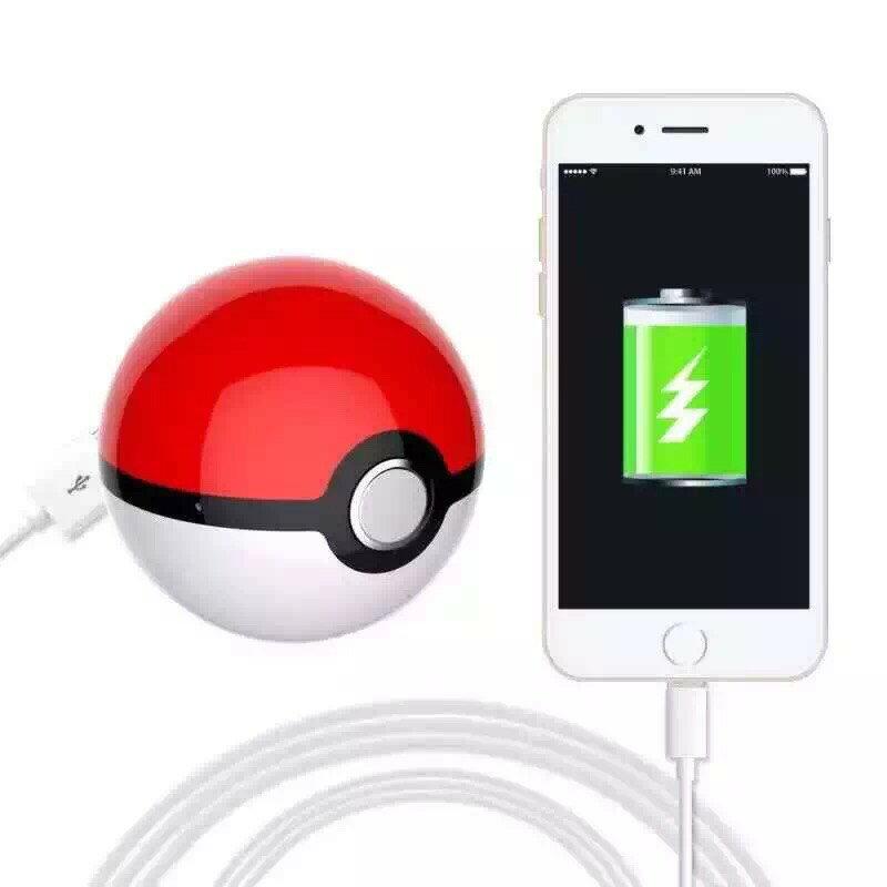 【限時買兩個再折100】Pokemon Go 寶貝球 神奇寶貝 大師 手機 充電 12000毫安培 快速充電 行動電源 充電寶 3