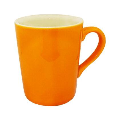 摩斯馬克杯350ml橘色