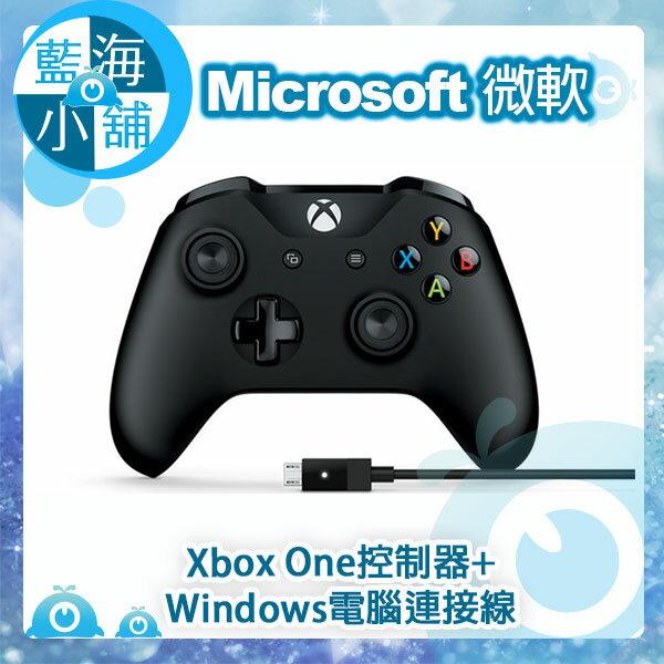 <br/><br/>  Microsoft 微軟 Xbox One控制器 + Windows電腦連接線<br/><br/>