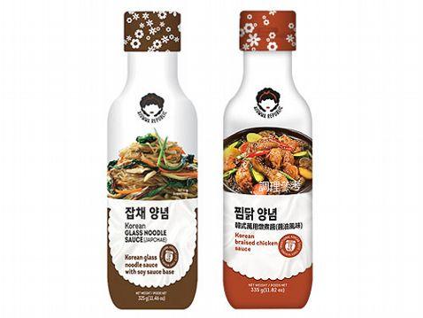 AJUMMA REPUBLIC 阿珠嬤韓式拌冬粉醬汁/韓式萬用燉煮醬(1罐入) 款式可選【小三美日】◢D500067