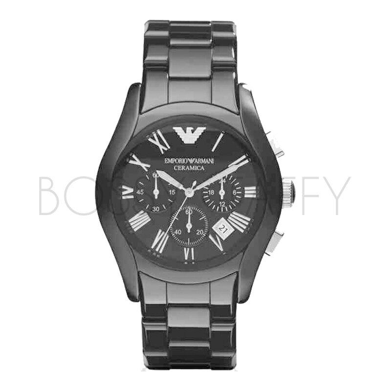 AR1400 AR1401 ARMANI 亞曼尼 陶瓷運動石英情侶對錶 男錶女錶