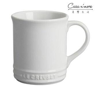 Le Creuset 馬克杯 咖啡杯 茶杯 350ml 棉花白