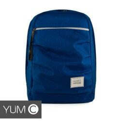 【美國Y.U.M.C. Haight城市系列Day Backpack經典筆電後背包 海水藍】筆電包 可容納15.6寸筆電 【風雅小舖】