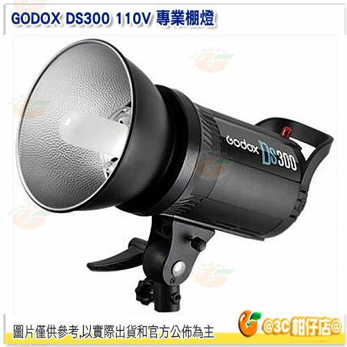 神牛 Godox Pro DS300 110V 專業棚燈 公司貨 內置散熱風扇 閃燈 商攝 婚攝