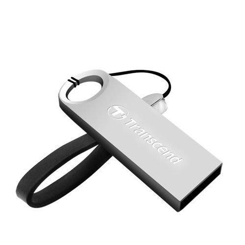 【新風尚潮流】創見隨身碟 32GB JF520 USB 2.0 防水 防震 防塵時尚精品碟 TS32GJF520