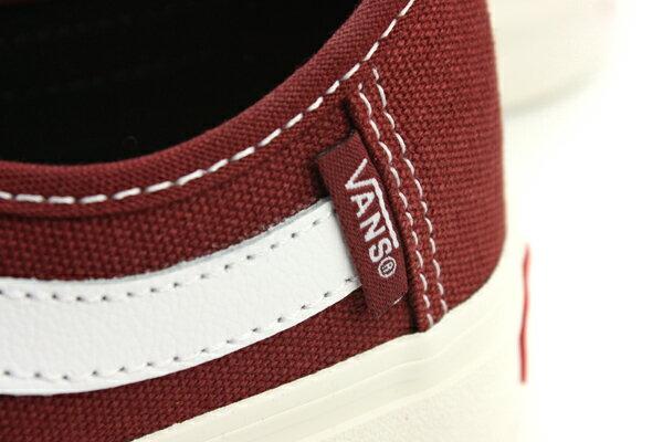 VANS 運動鞋 紅色 男女鞋 72065606 no479 4