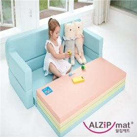 韓國【Alzipmat】趴趴池(藍) 1