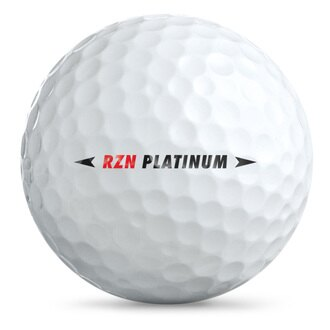 NIKE RZN PLATINUM 高爾夫球 4層球 (一盒裝)