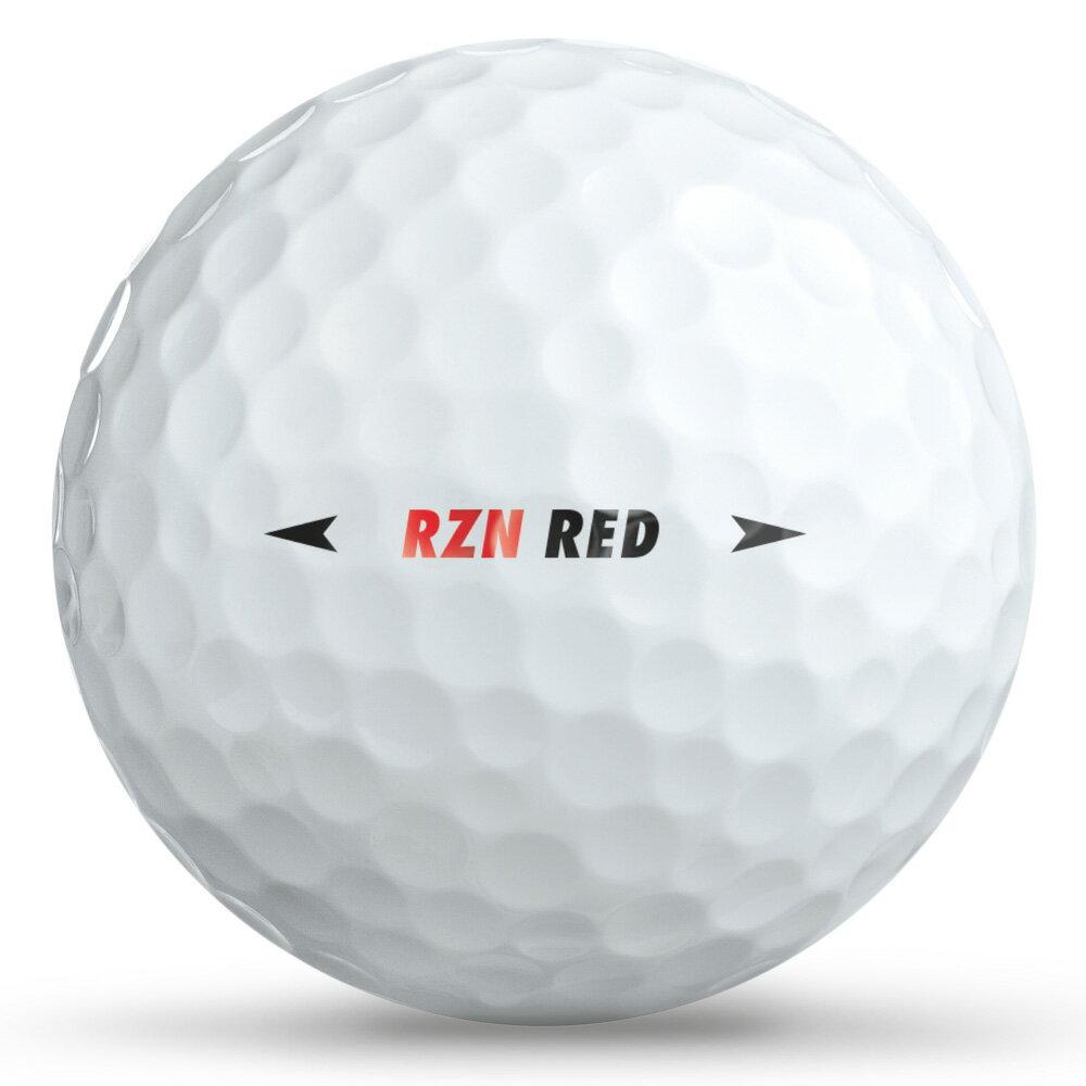 NIKE RZN RED 高爾夫球 3層球 (一盒裝)