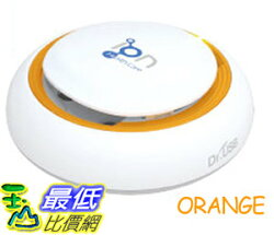 [106美國直購] 清淨機 Health Care Ionizer Dr. USB Air Purifier for Home Portable Air Cleaner Orange