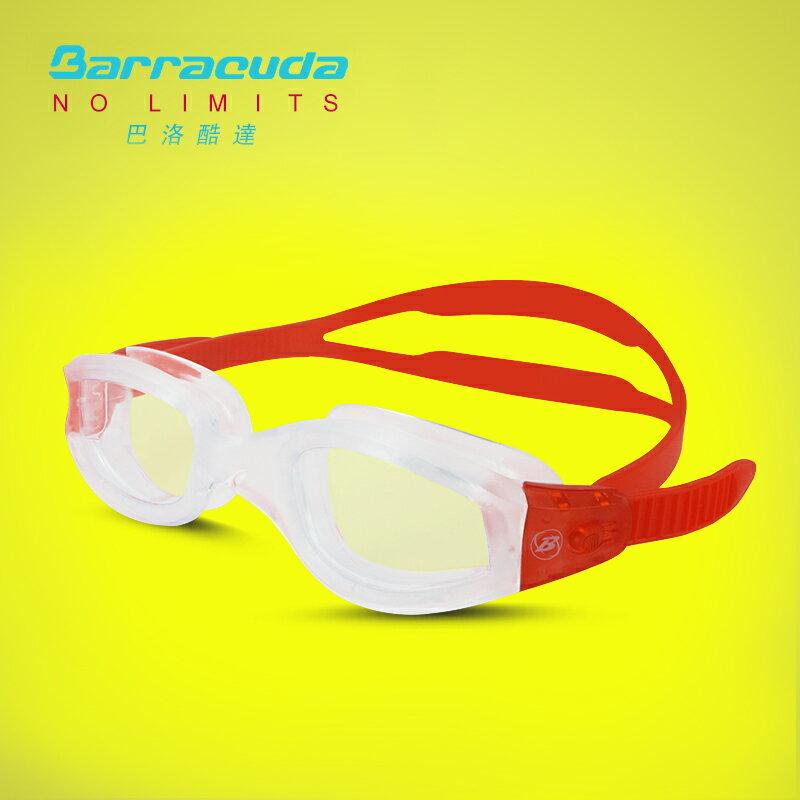 美國巴洛酷達Barracuda成人抗UV防霧泳鏡-AQUATEMPO-#12220 1