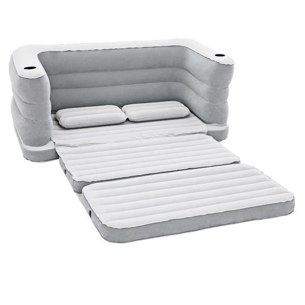 《Bestway》多功能雙人充氣折疊沙發(69-27993)