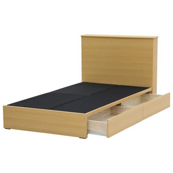 ◎單人床座 床架 附抽屜 T-15 BOX NA NITORI宜得利家居 3