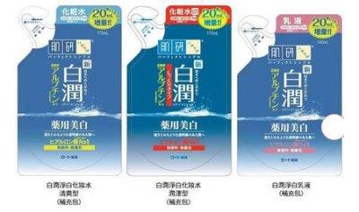 樂敦 肌研 ROHTO 補充包 化妝水/乳液 (170ml/140ml)【巴布百貨】