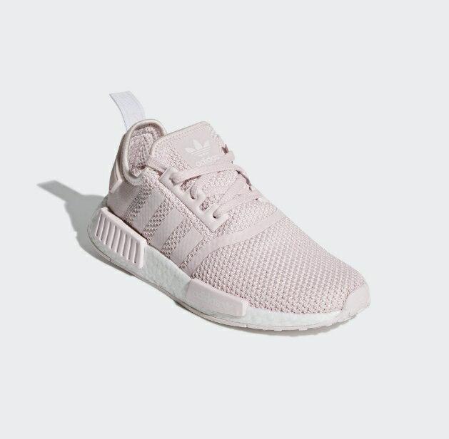 【ADIDAS】NMD_R1 紫藕 經典鞋 休閒鞋  慢跑鞋 女 訂價5290 B37652 (Palace store) 2